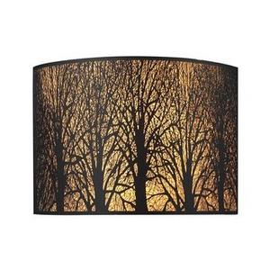 Woodland Sunrise - Two Light Wall Sconce