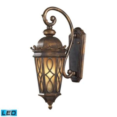Elk Lighting 42001/2-LED Burlington Junction - Two Light Outdoor Wall Sconce
