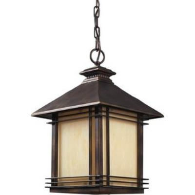 Elk Lighting 42103/1 Blackwell - One Light Outdoor Pendant