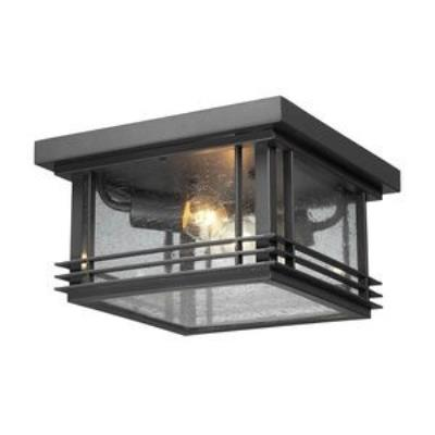 Elk Lighting 42306/2 Blackwell - Two Light Outdoor Flush Mount