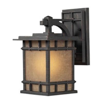 Elk Lighting 45010/1 Newlton - One Light Outdoor Wall Sconce