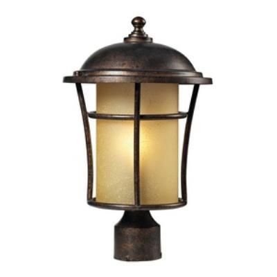 Elk Lighting 45038/1 Bolla Vista - One Light Outdoor Post