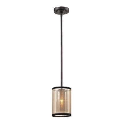Elk Lighting 57026/1 Diffusion - One Light Pendant