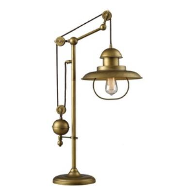 Elk Lighting 65100-1 Farmhouse - One Light Table Lamp