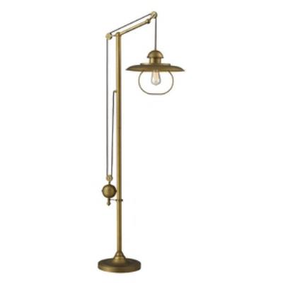 Elk Lighting 65101-1 Farmhouse - One Light Floor Lamp