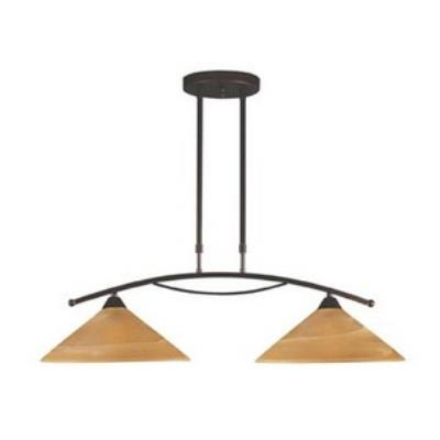 Elk Lighting 6551/2 Elysburg - Two Light Island