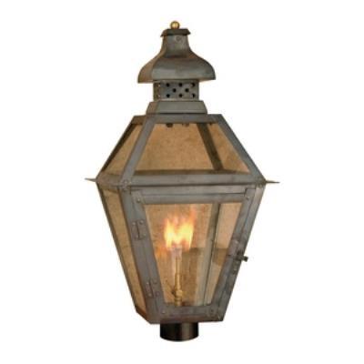 Elk Lighting 7918-WP Bayou - One Light Gas Post Lantern