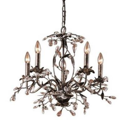 Elk Lighting 8053/5 Circeo - Five Light Chandelier