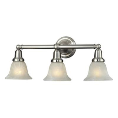 Elk Lighting 84002/3 Vintage Bath - Three Light Bath Bar