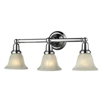 Elk Lighting 84012/3 Vintage Bath - Three Light Bath Bar