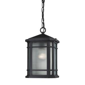 Lowell - One Light Outdoor Pendant