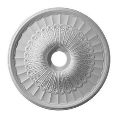 "Elk Lighting M1007WH Hillspire - 24"" Medallion"