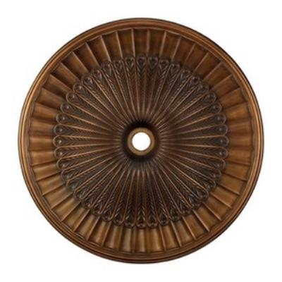 "Elk Lighting M1017AB Hillspire - 51"" Medallion"