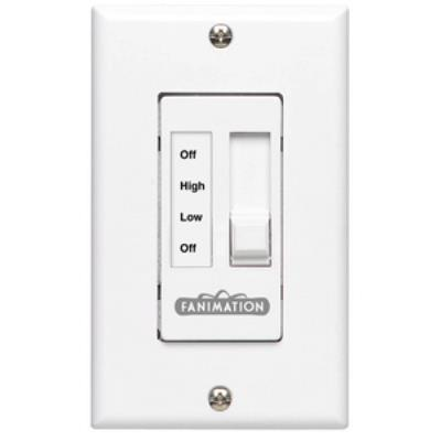 Fanimation Fans C3 Wall Control Fan Only