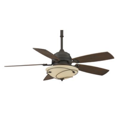 """Fanimation Fans HF6200 Hubbardton Forge - 54"""" Standard Leaf Ceiling Fan"""