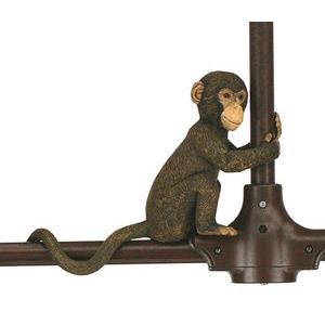 Accessory - Palisade Sculptured Monkey