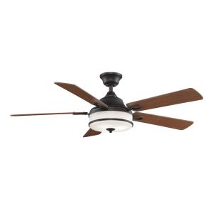 """Stafford - 52"""" Ceiling Fan with Light Kit"""