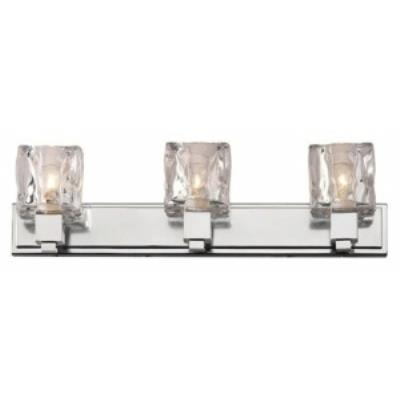 Forecast Lighting F4321-35 Gold Coast - Three Light Bath Bar