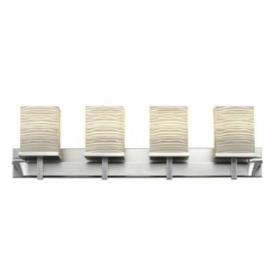 Forecast Lighting F4402-36 Isobar - Four Light Bath Bar