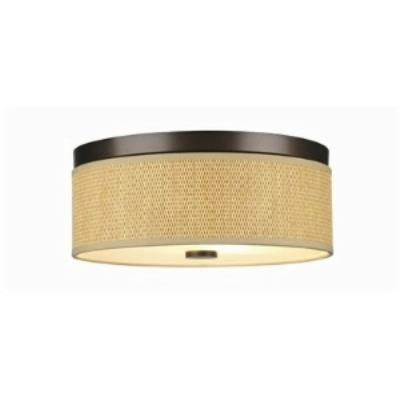Forecast Lighting F6151 Cassandra - Two Light Medium Flush Mount