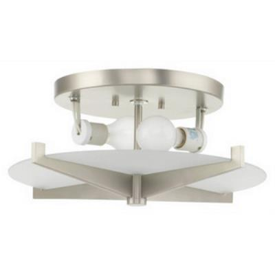 Forecast Lighting FB1845 Fisher Island - Two Light Flush Mount Holder