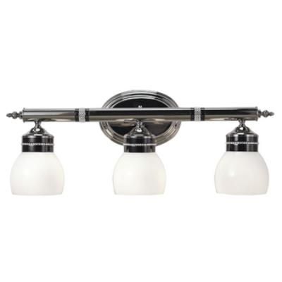 Framburg Lighting 1083 Princessa - Three Light Bath Vanity