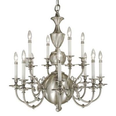 Framburg Lighting 1882 Windsor - Twelve Light Chandelier