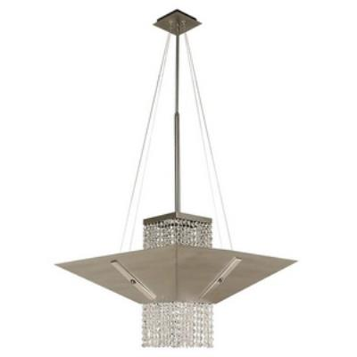 Framburg Lighting 2007 Gemini - One Light Large Pendant