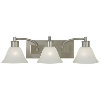 Framburg Lighting 2353 Mercer - Three Light Bath Vanity