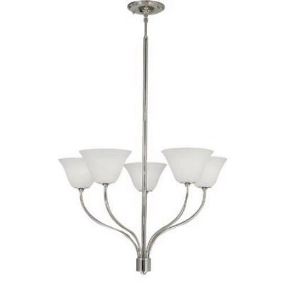 Framburg Lighting 5255 Trianon - Five Light Chandelier