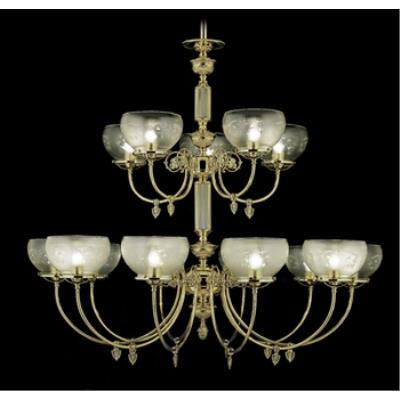 Framburg Lighting 7515 Chancery - Fifteen Light Chandelier