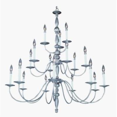 Framburg Lighting 7918 Early American - Eighteen Light Chandelier