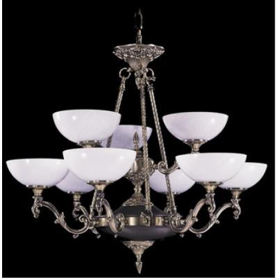 Framburg Lighting 8409 Napoleonic - Nine Light Chandelier