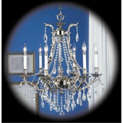 Framburg Lighting 8426 Vienna - Six Light Chandelier