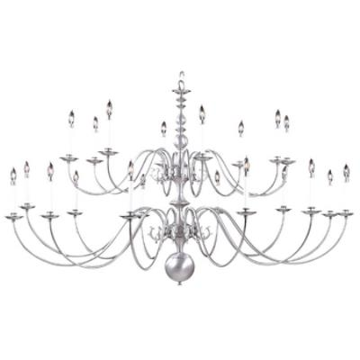 Framburg Lighting 9145 Jamestown - Twenty Light Chandelier