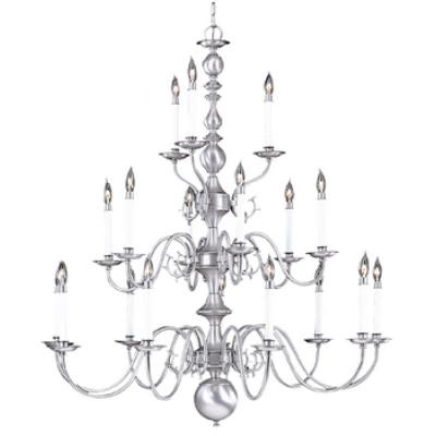 Framburg Lighting 9148 Jamestown - Eighteen Light Chandelier