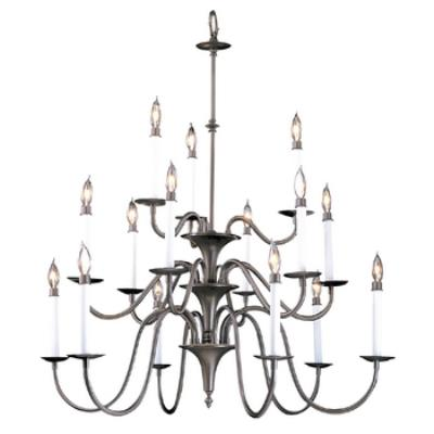 Framburg Lighting 9235 Early American - Fifteen Light Chandelier