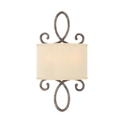 Fredrick Ramond Lighting FR42500BME Monterey - Two Light Wall Sconce