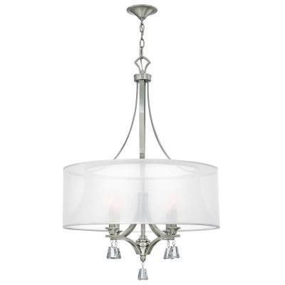 Fredrick Ramond Lighting FR45604BNI Mime - Four Light Chandelier