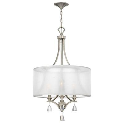 Fredrick Ramond Lighting FR45606BNI Mime - Three Light Chandelier