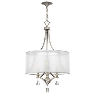 Fredrick Ramond Lighting FR45606BNI Mime - Three Light Chandelier