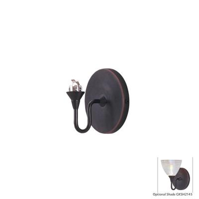 George Kovacs Lighting GKPW001-467 One Light Wall Sconce