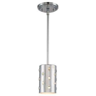 George Kovacs Lighting P031-077 Bling Bling - One Light Mini Pendant