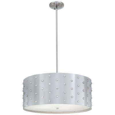 George Kovacs Lighting P034-077 Bling Bling - Four Light Pendant
