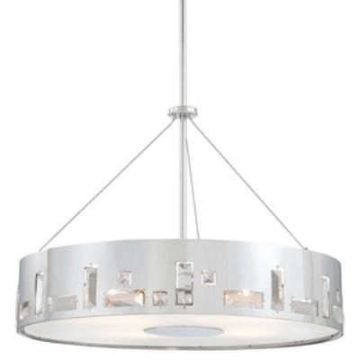 George Kovacs Lighting P1093-077 Bling Bang - Five Light Pendant
