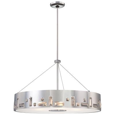 George Kovacs Lighting P1094-077 Bling Bang - Six Light Pendant