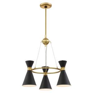 Conic - Three Light Pendant