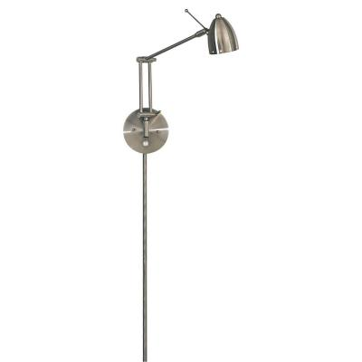George Kovacs Lighting P254-084 George'S Reading Room - One Light Task Wall Sconce
