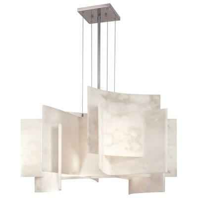 George Kovacs Lighting P382-084 Five Light Chandelier