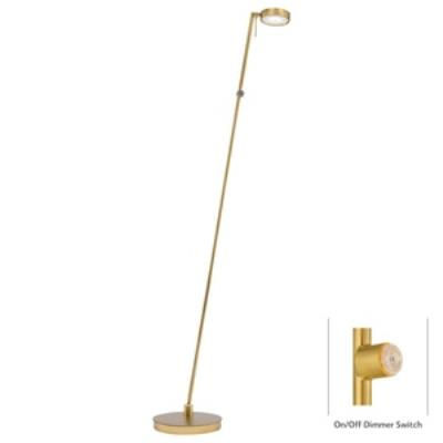 "George Kovacs Lighting P4304-248 George's Reading Room - 49.75"" 8W 1 LED Floor Lamp"